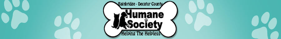 Bainbridge - Decatur County Humane Society