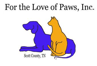 For The Love Of Paws, Inc