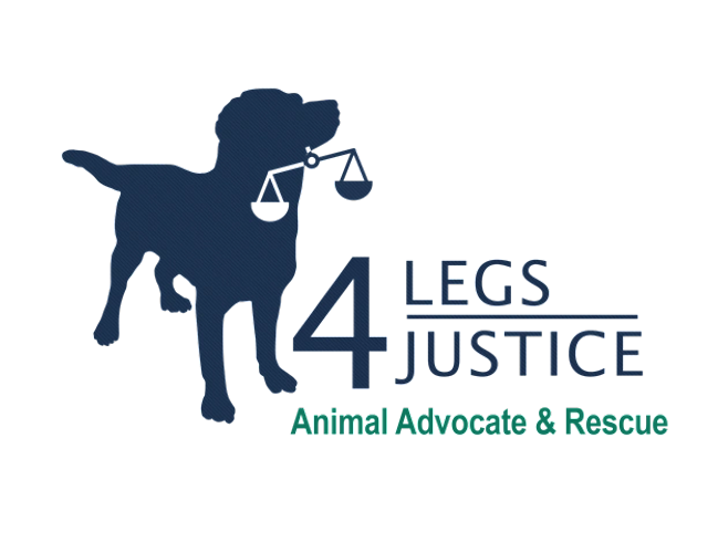4legs4justice Animal Advocate And Rescue