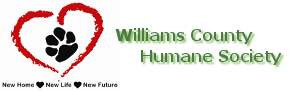 The Williams County Humane Society